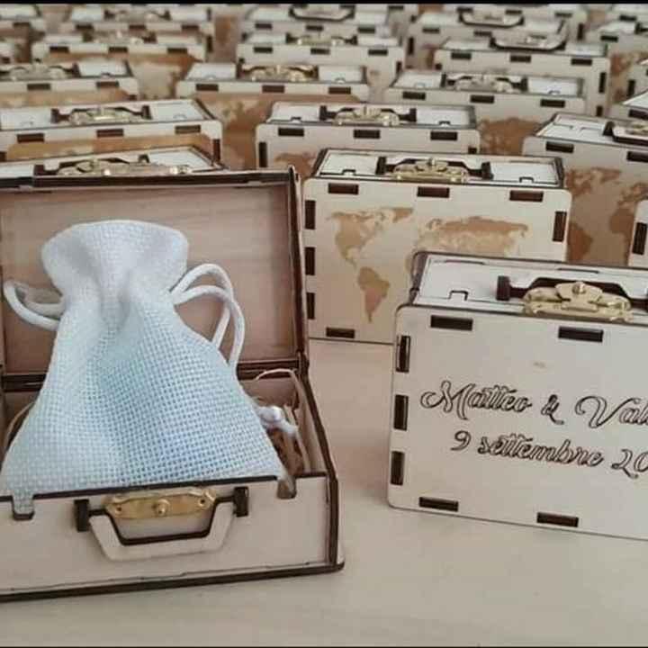 Quali sono le bomboniere adatte alle tue nozze? Il risultato - 1