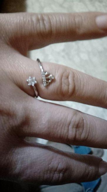 Il mio anello! 1