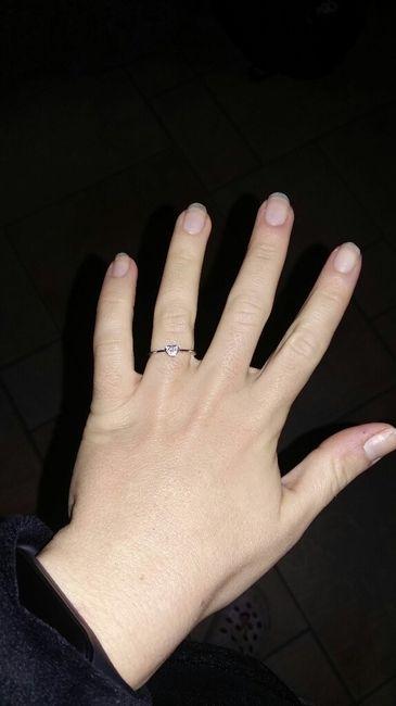 I vostri anelli di fidanzamento: vogliamo vederli! 16