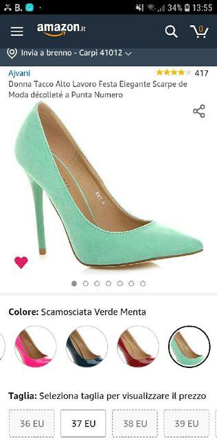 Spose con scarpe colorate 😍 2