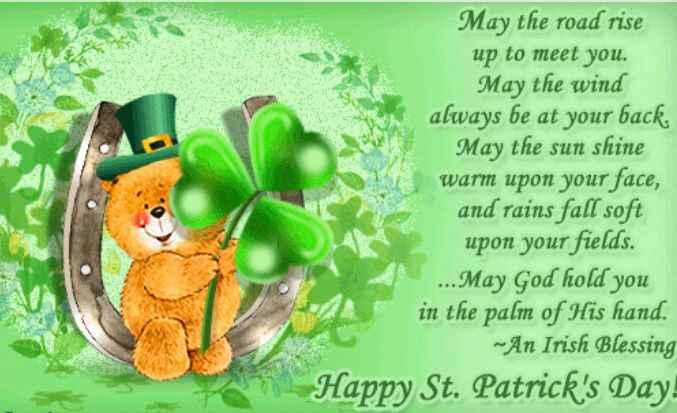 Happy S. Patrick's Day!!!! - 1
