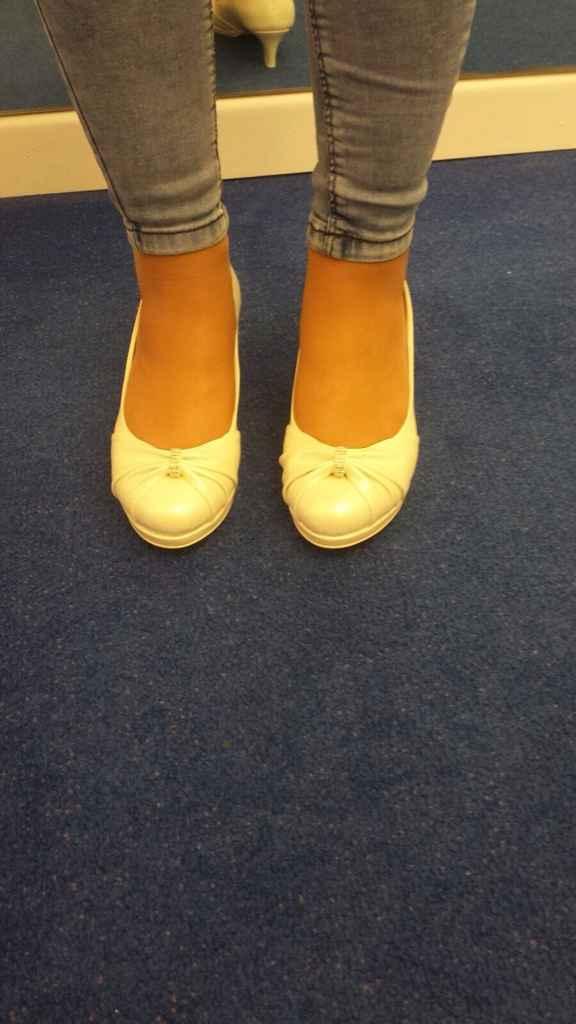 Consiglio scarpe basse sposa - 1