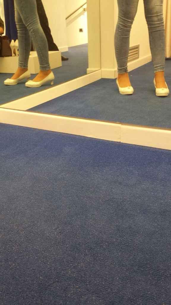 Consiglio scarpe basse sposa - 2