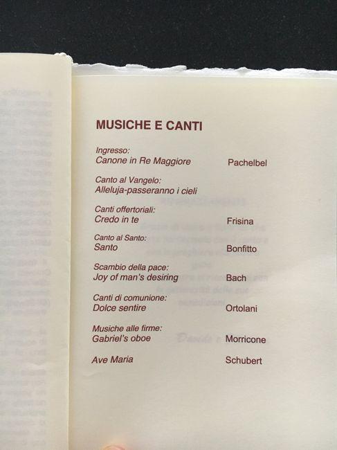 Libretti Matrimonio Rito Romano : Libretto messa cerimonia nuziale forum matrimonio