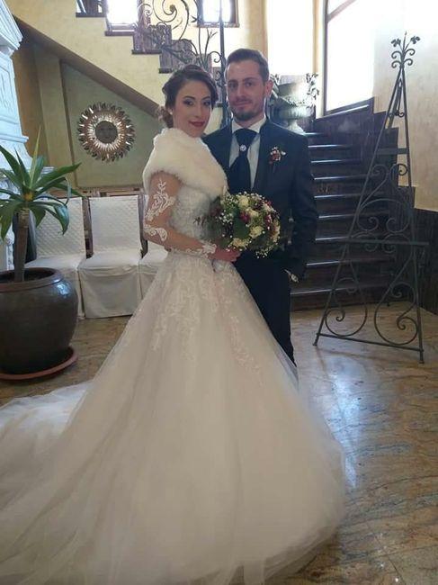 Marito e moglie ❤ 1