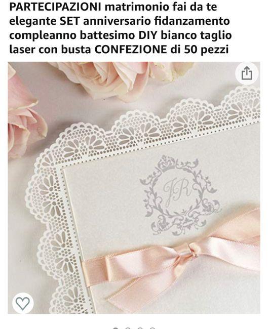 Invito matrimonio - 1