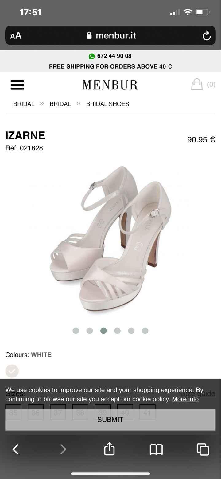 Scarpe sposa online - 1