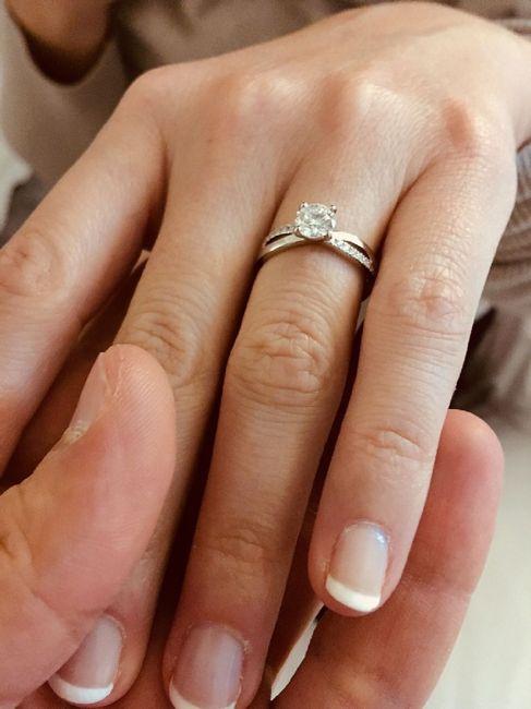 Anello di fidanzamento? Diamo il via alle foto più brillanti del 2018! =d 21