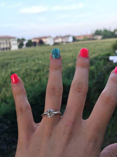 Anello di fidanzamento? Diamo il via alle foto più brillanti del 2018! =d 24
