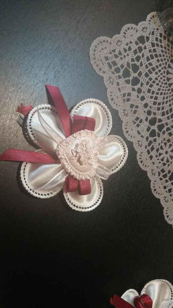 Fiore porta confetti - 1