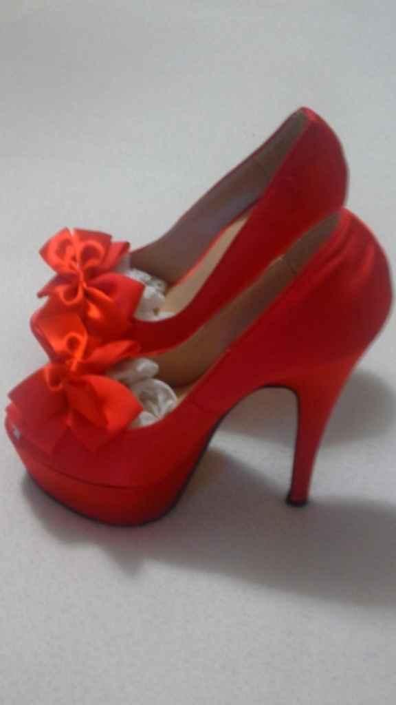 Parere sulle mie scarpe sposa - 1