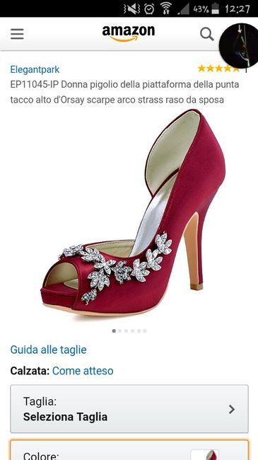 sito web professionale allacciarsi dentro lusso Scarpe elegantpark - Moda nozze - Forum Matrimonio.com