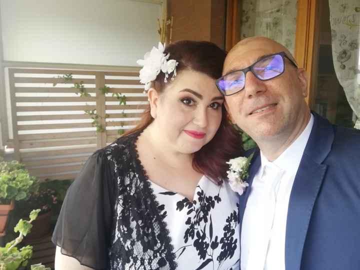 Nonostante tutto.... Ci siamo sposati!! - 4