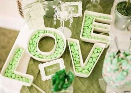 Colore : verde