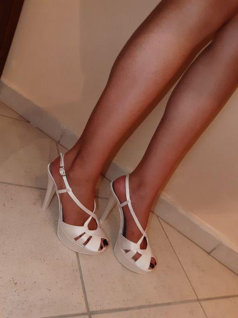 Finalmente anche le scarpe 🥰 1