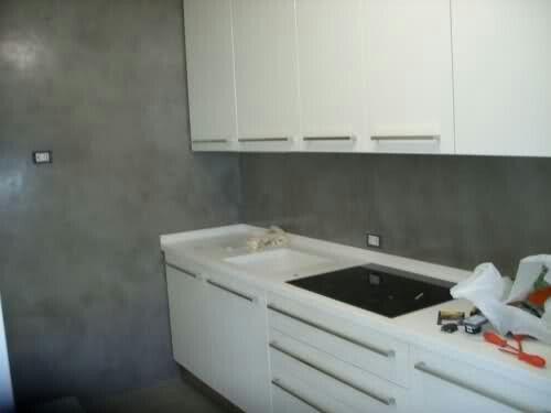 cucina: piastrelle o pittura lavabile? - página 2 - vivere insieme ... - Vernice Lavabile Cucina