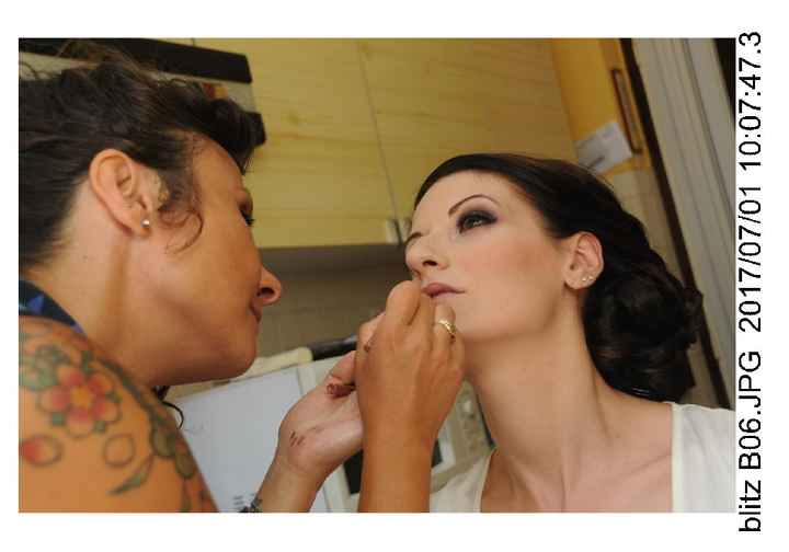 Your real make up - 1