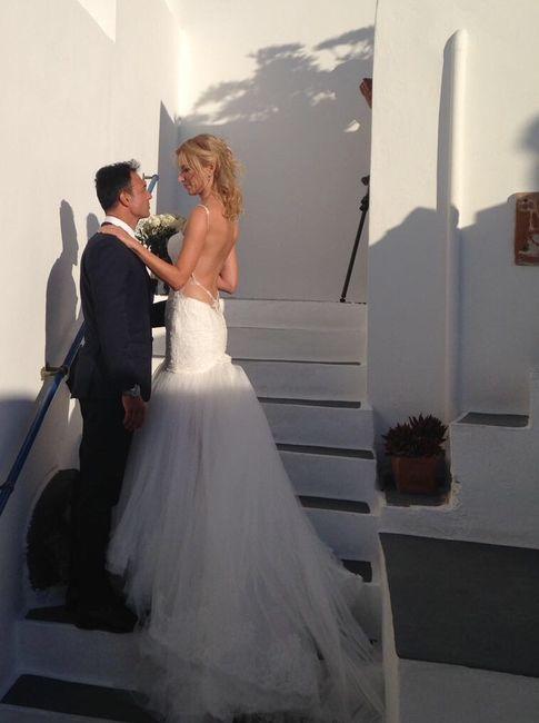 Auguri Matrimonio Greco : Matrimonio a santorini neo spose forum