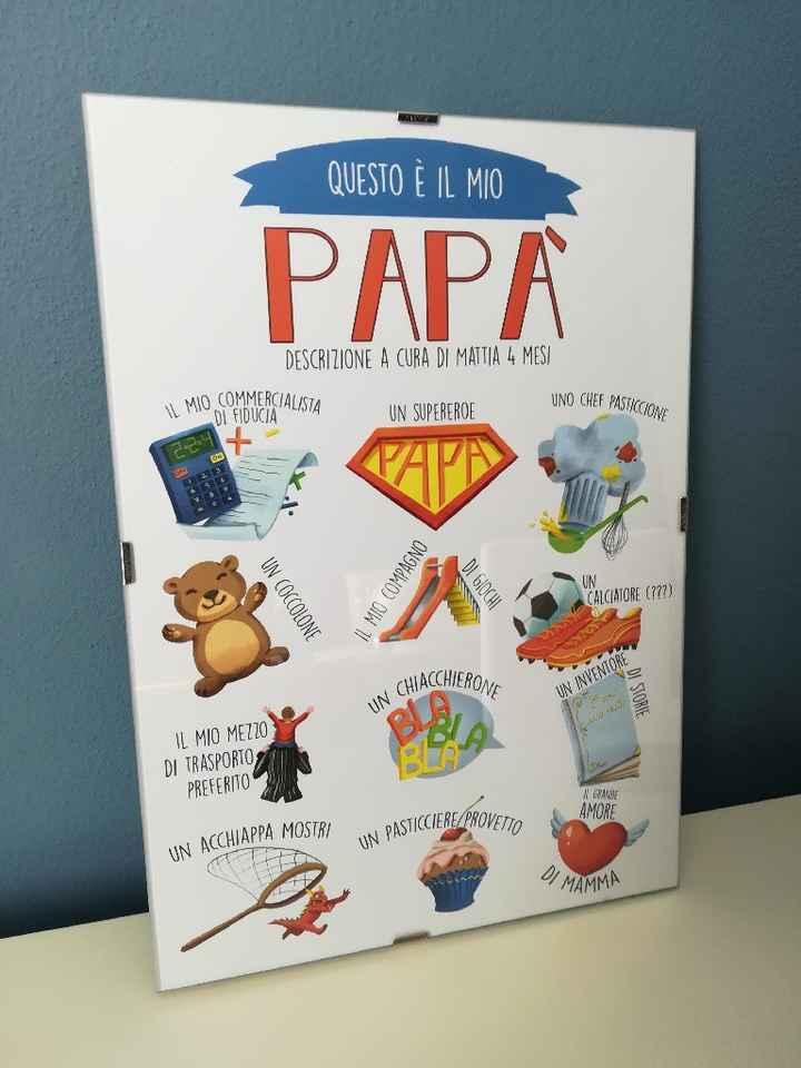 Idee regalo prima festa del Papà  👨👦 - 1