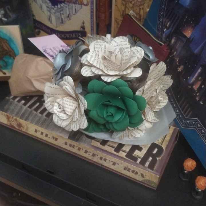 Bouquet di carta - 1