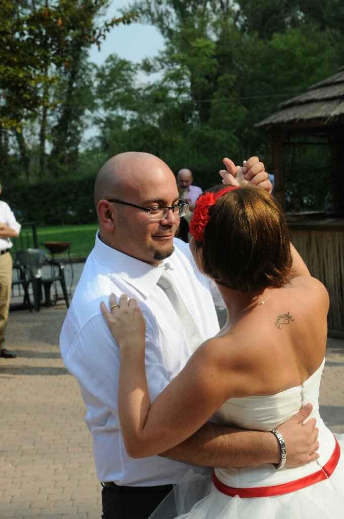 Il primo ballo da marito e moglie 😍 - 2