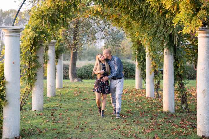 Servizio fotografico fidanzati - 1