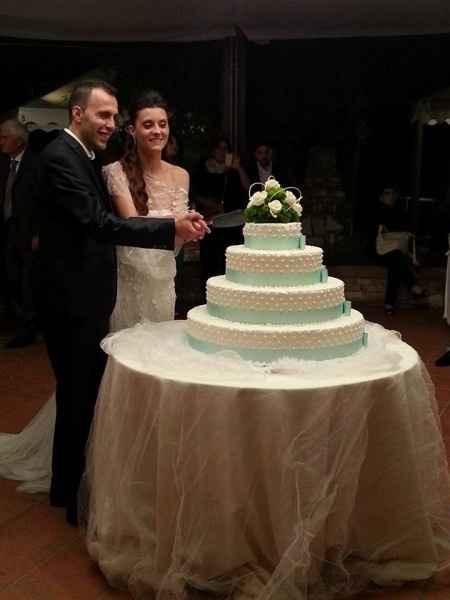 ...la torta