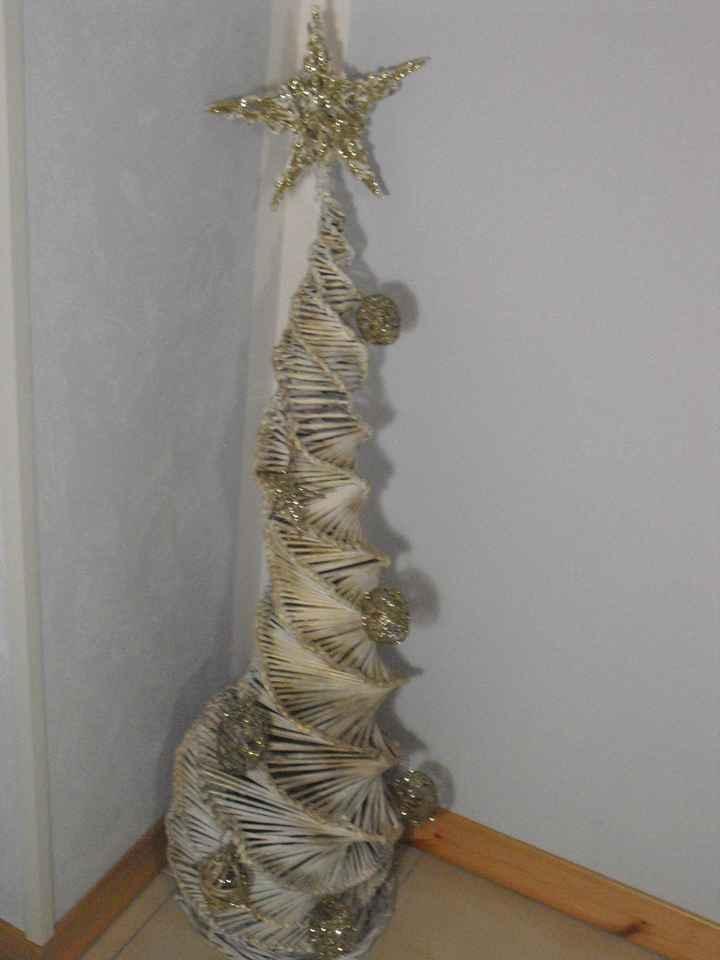 ...albero di Natale fai da te