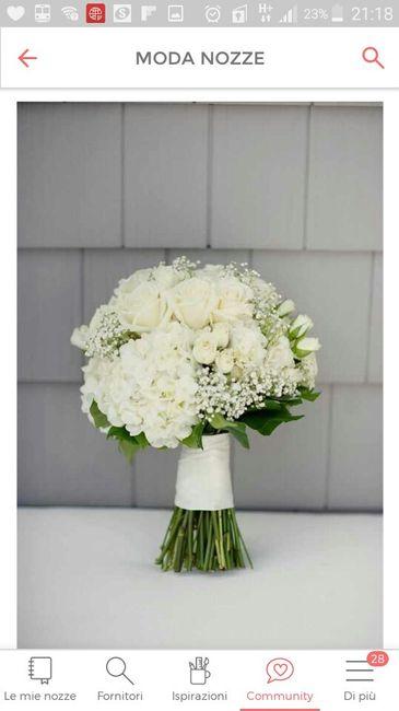 Fiori bouquet - 1
