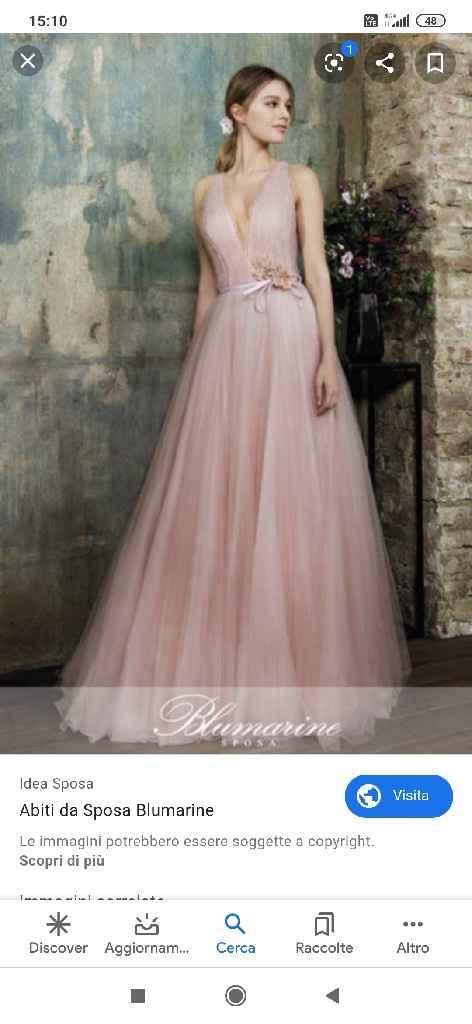 Missione arcobaleno 🌈  : quando l'abito da sposa si fa colorato. - 1