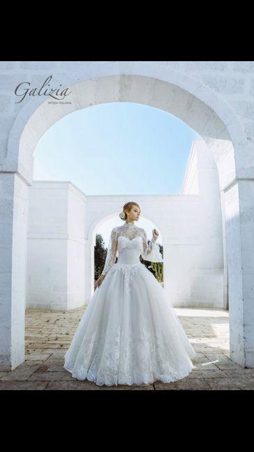 Quanto avete pagato i vostri abiti da sposa?? 1