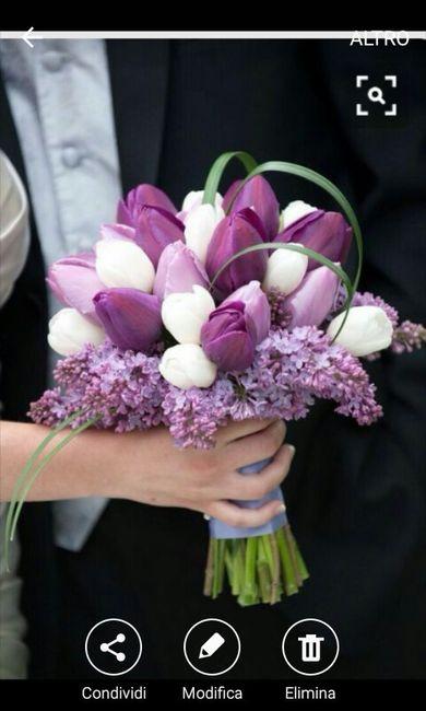 Tulipani Bouquet Sposa.Bouquet Di Tulipani Moda Nozze Forum Matrimonio Com