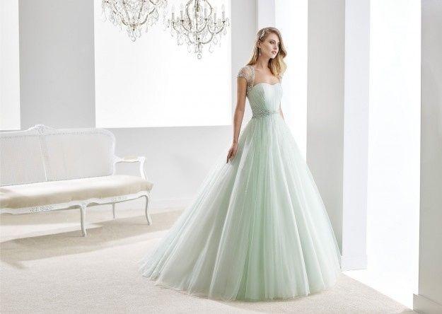 Quale scarpa abbinare ad un abito verde acqua   - Moda nozze - Forum ... d887087c4ae