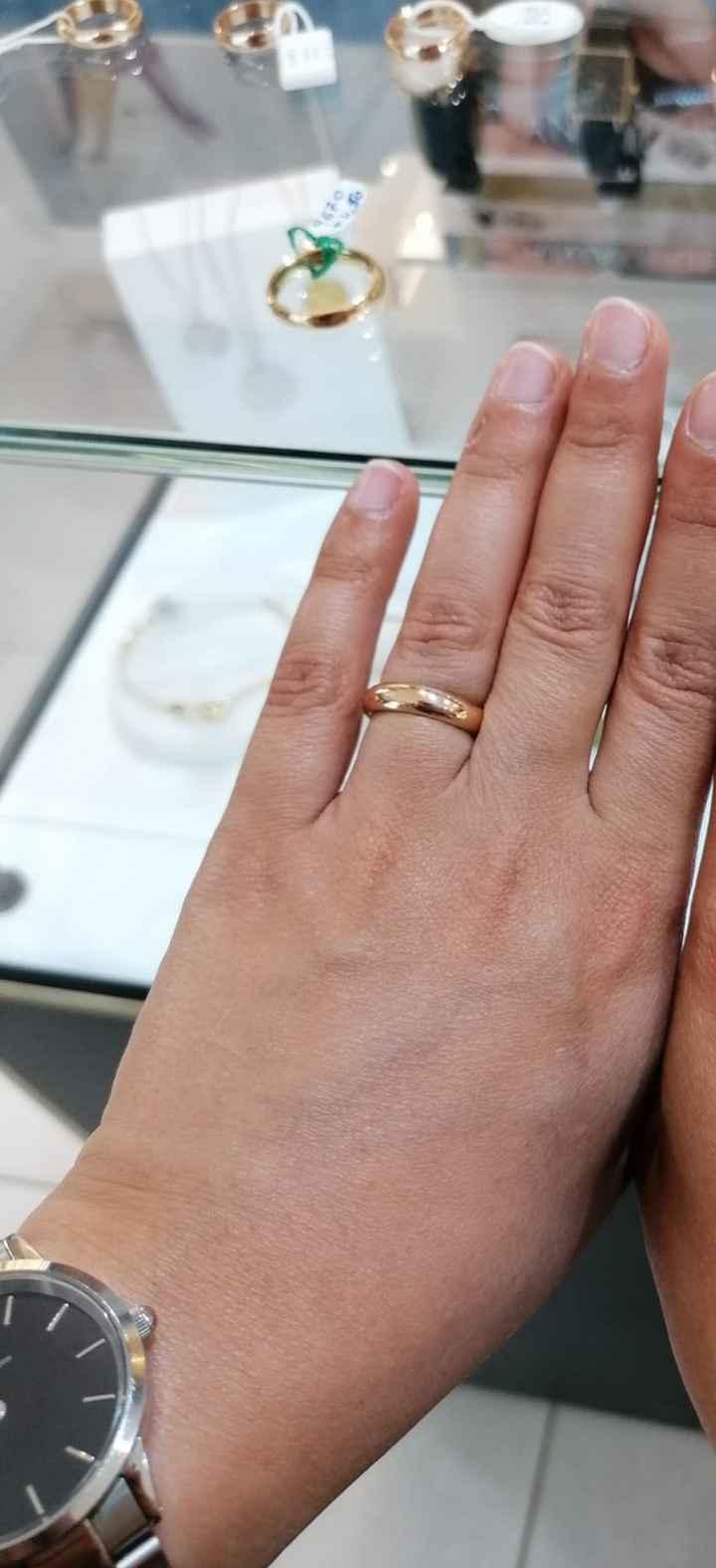 Scelta delle fedi... Mi fate vedere le vostre fedi al dito? - 1