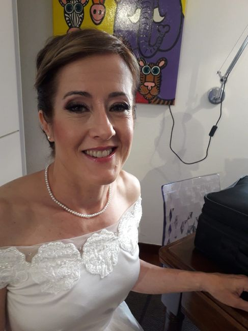 Finalmente sposi !tanta gioia e felicità!tutto bellissimo ❤️ 1