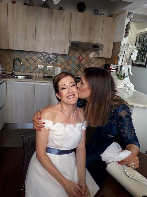 Finalmente sposi !tanta gioia e felicità!tutto bellissimo ❤️ 2