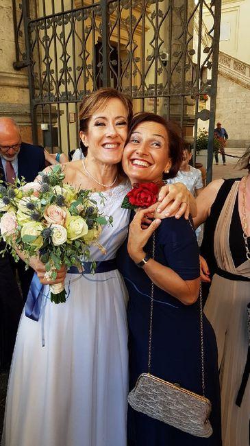 Finalmente sposi !tanta gioia e felicità!tutto bellissimo ❤️ 4