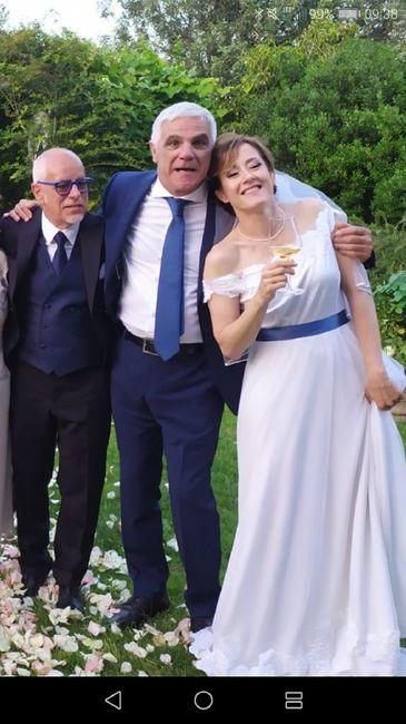 Finalmente sposi !tanta gioia e felicità!tutto bellissimo ❤️ 6