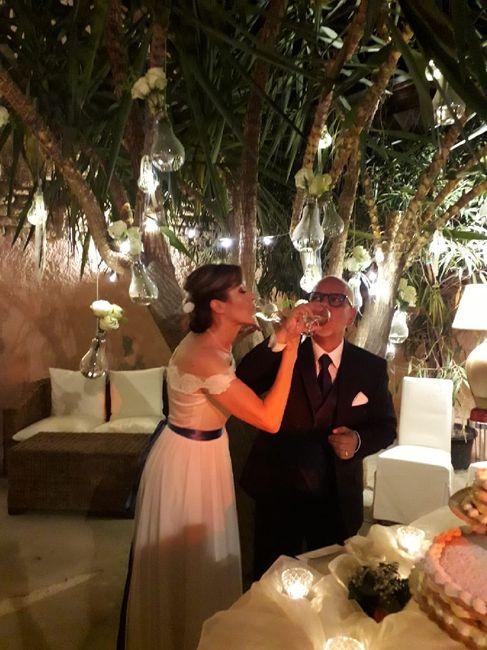 Finalmente sposi !tanta gioia e felicità!tutto bellissimo ❤️ 7