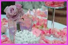 confettata toni bianco & rosa