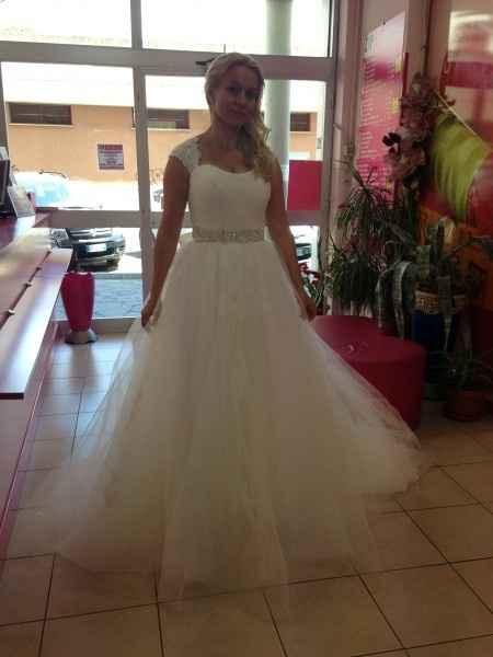 Foto mio vestito