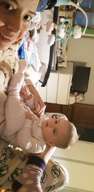 Ludovica quasi 7 mesi 3