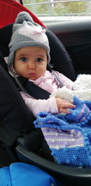 Ludovica quasi 7 mesi 4