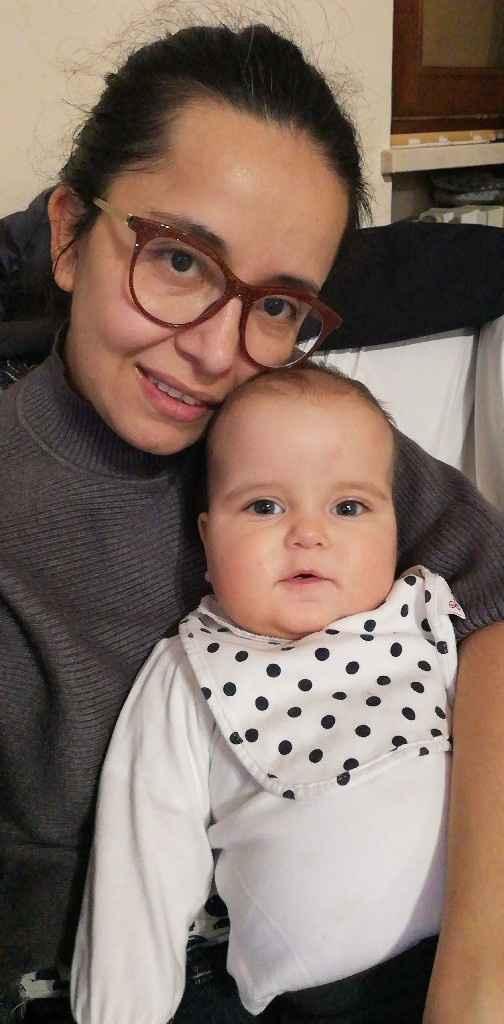 Ludovica quasi 7 mesi - 2