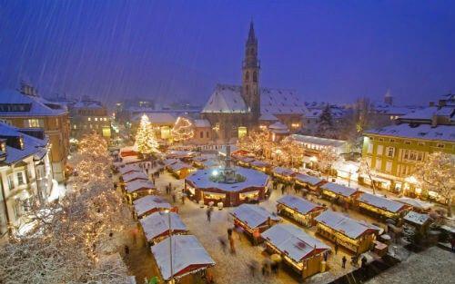 Viaggio di nozze ai mercatini di Natale in Baviera 1