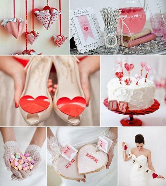 Ispirazione per matrimonio a San Valentino 2