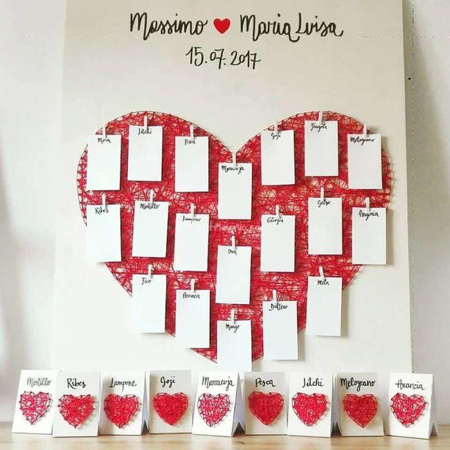 Ispirazione per matrimonio a San Valentino 10