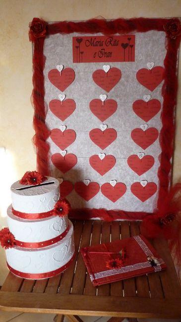 Ispirazione per matrimonio a San Valentino 9