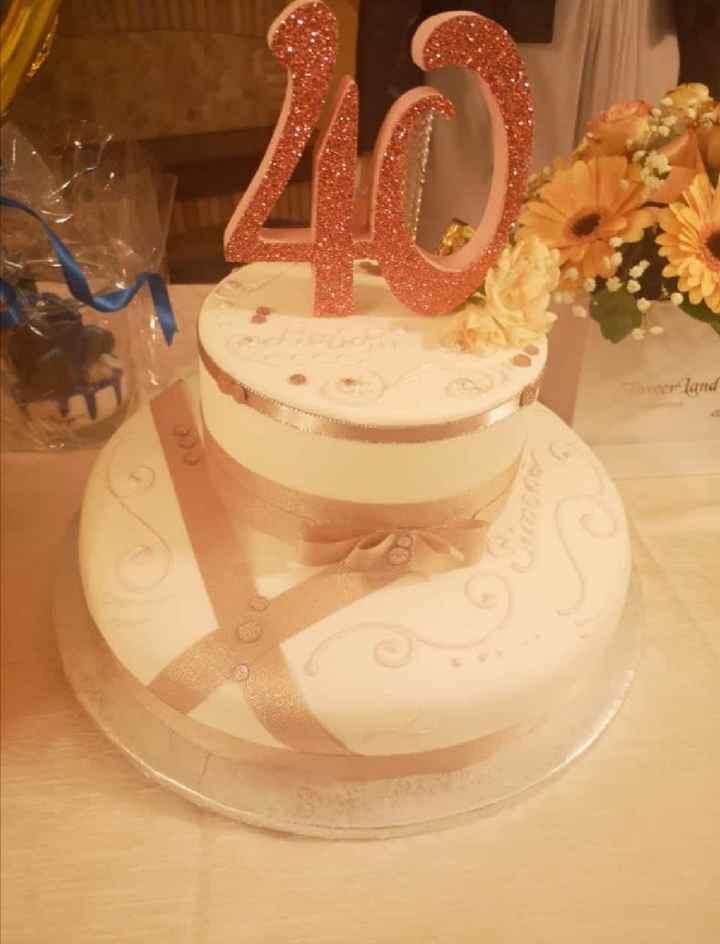 Finalmente 40 anni 🤩 - 4