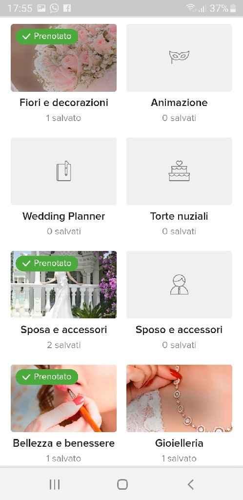 Condividi lo screenshot dei tuoi fornitori - 2